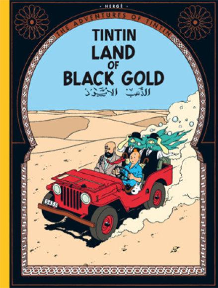 Populiarus komiksų personažas – Tintinas