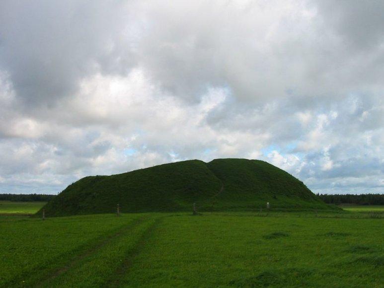 Varnupių (Kirvakalnio) piliakalnis