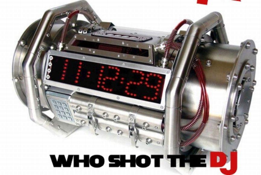 """Kaune pradedamas vakarėlių ciklas """"Who shot the DJ"""""""