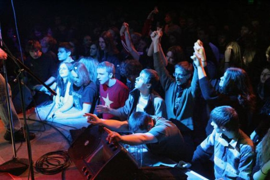 """Roko festivalis """"MountainRock"""" rengiamas nuo 2003 m."""