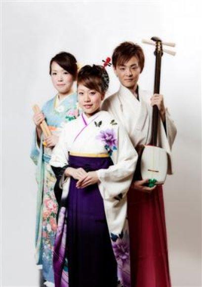 Sho Asano ansamblis