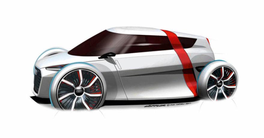 """""""Audi Urban Concept"""""""