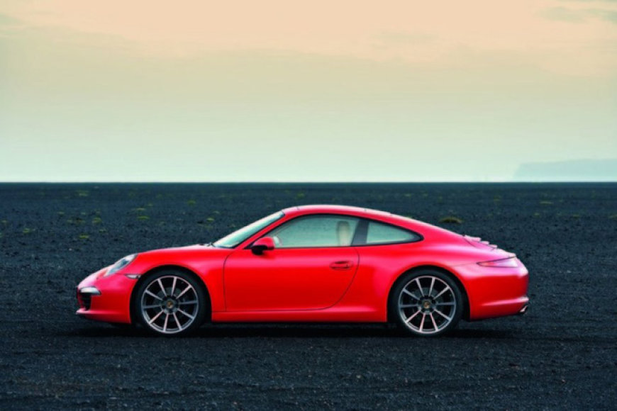 "2012-ųjų ""Porsche 911 991"""