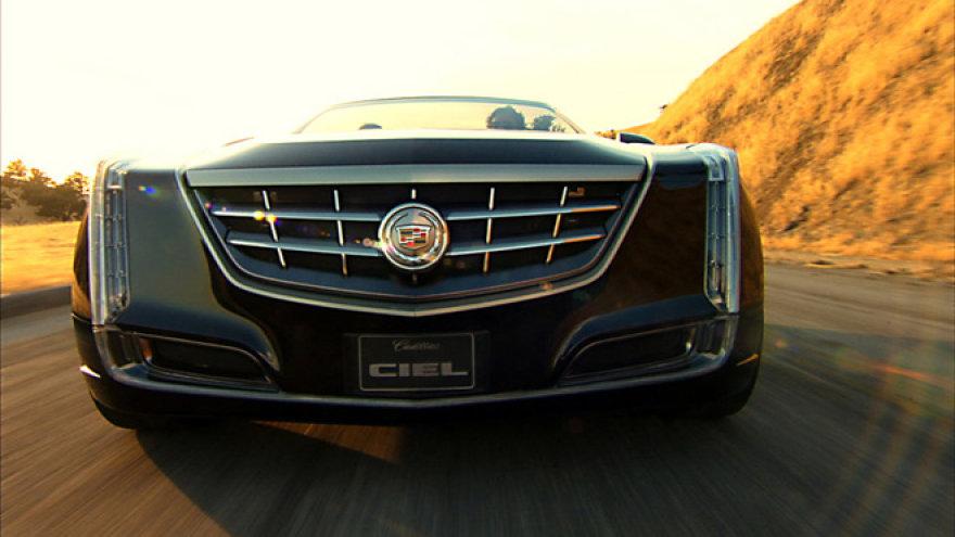 """Cadillac Ciel Concept"""