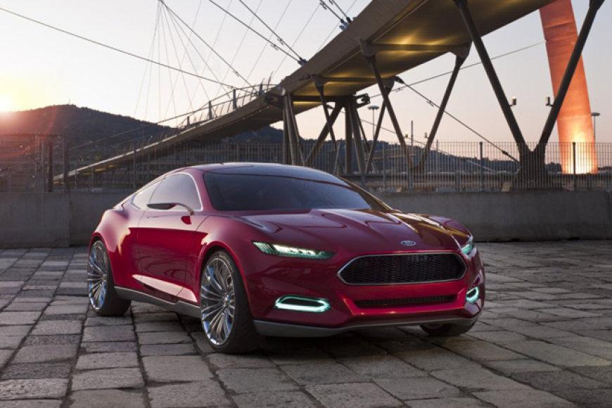 """""""Ford Evos Concept"""""""