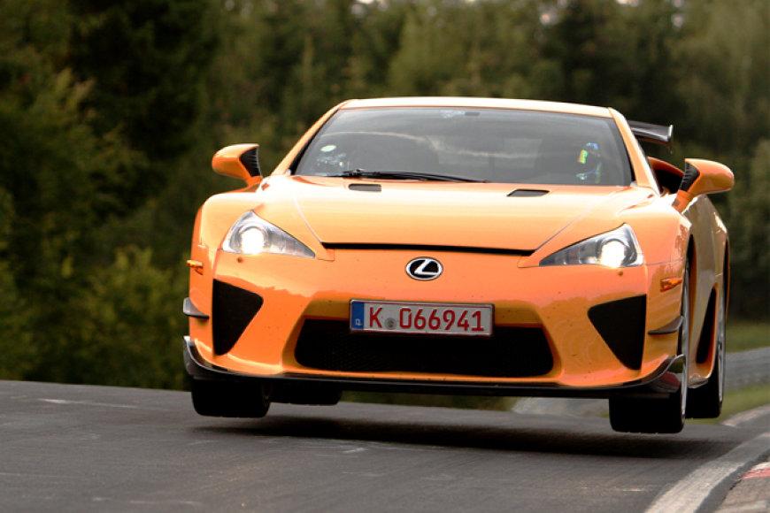"""Lexus LFA Nürburgring Edition"""