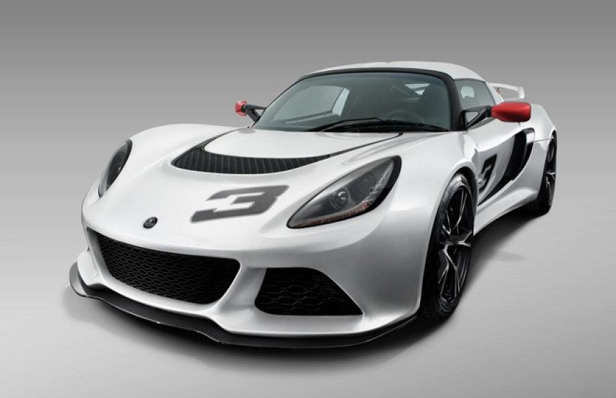 """2012-ųjų """"Lotus Exige S"""""""