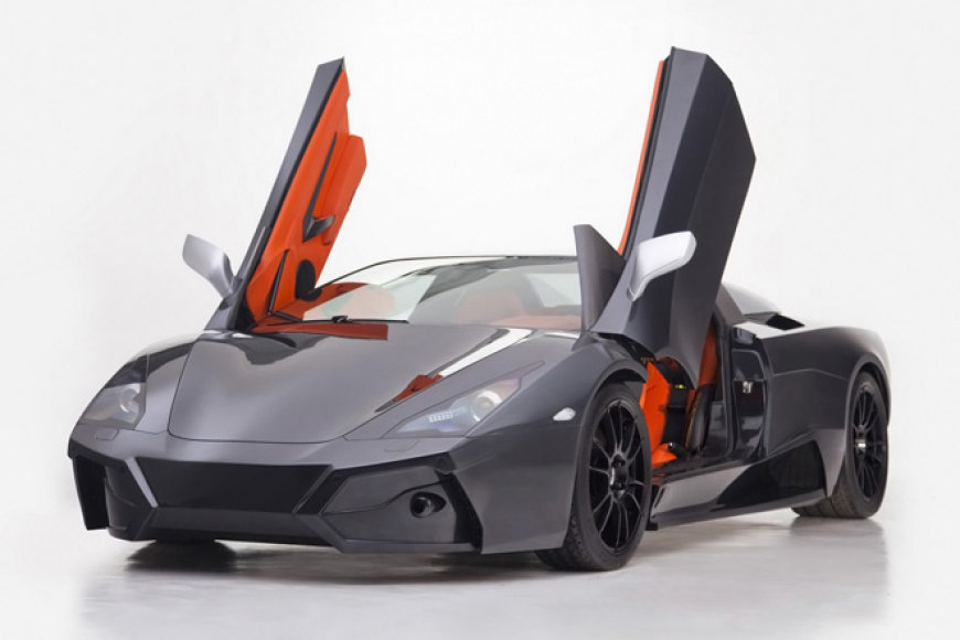 """Arrinera"" superautomobilis"
