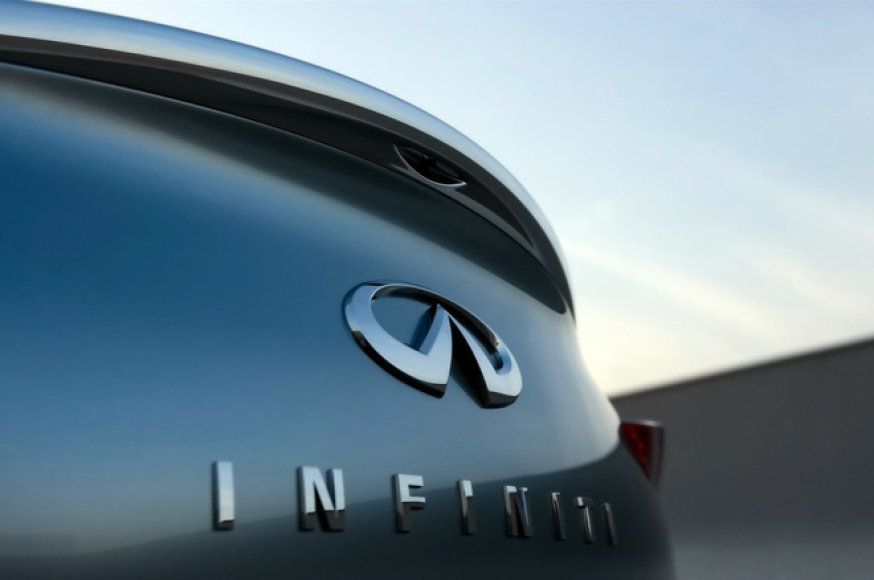 """Infiniti Essence Concept"""