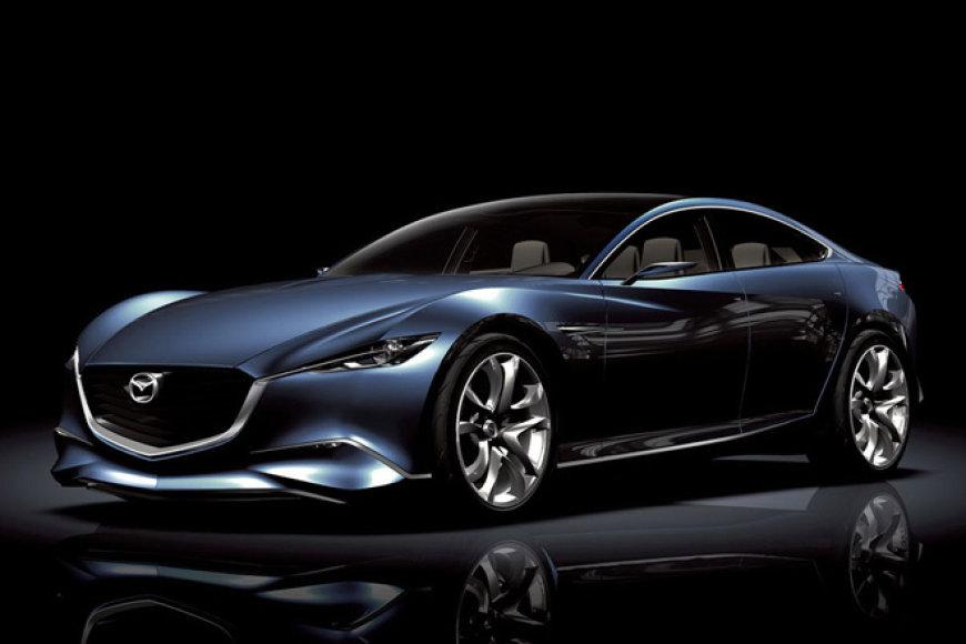 """""""Mazda Shinari"""""""