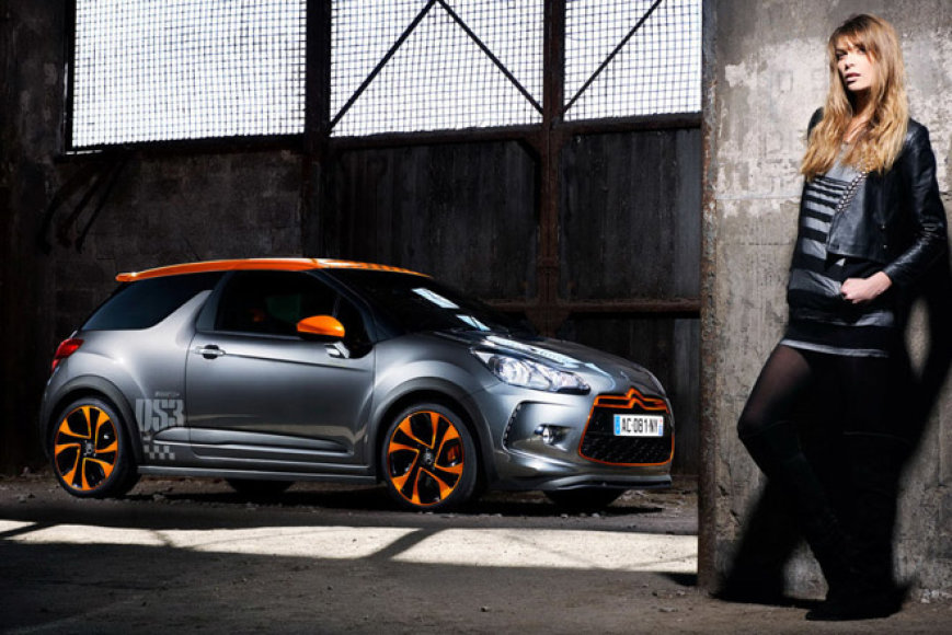 """Citroen DS3 Racing"""
