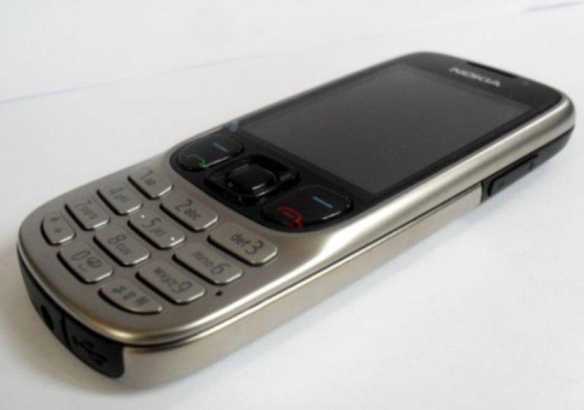 """Nokia 633i Classic"""