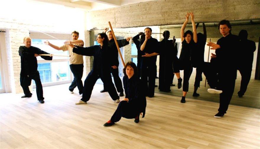 Wudang kung fu kovos meno puoselėtojai