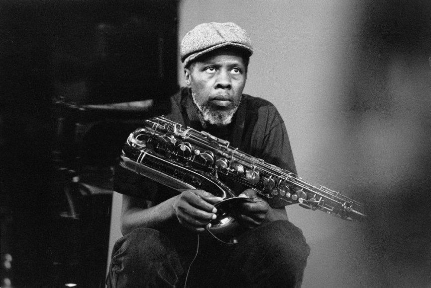 Saksofonistas Charlesas Gayle'as