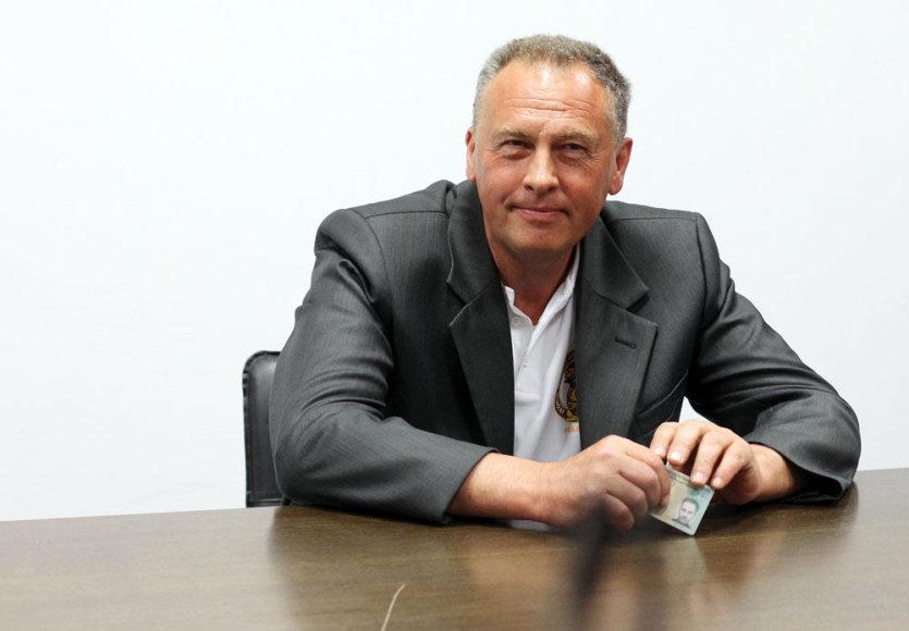 Arvydas Stašaitis