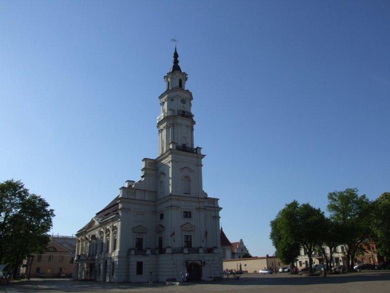 Kaunas airių keliautojo akimis