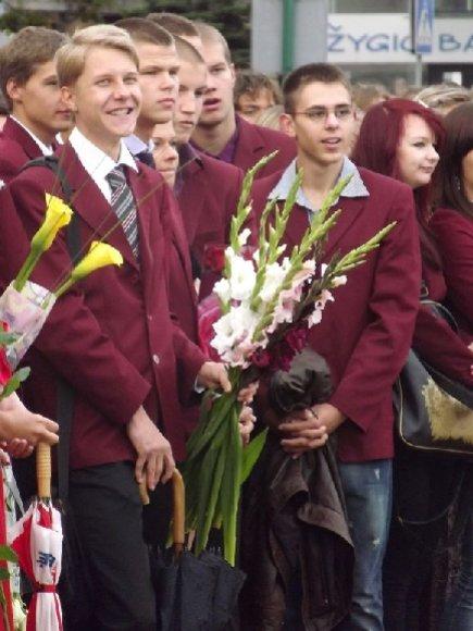Moksleivių Klaipėdoje šiemet mažėjo ne daugiau kaip kasmet.