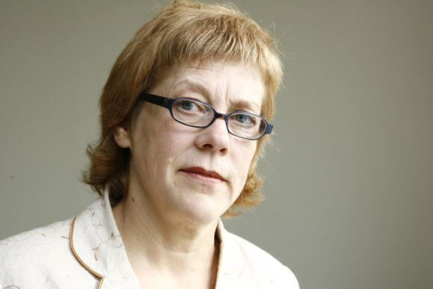 N.Laužikienė palieka viceministrės postą ir grįžta į Klaipėdą.