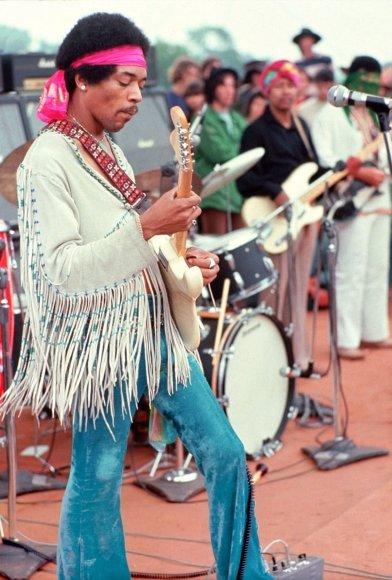 Jimi Hendrixas
