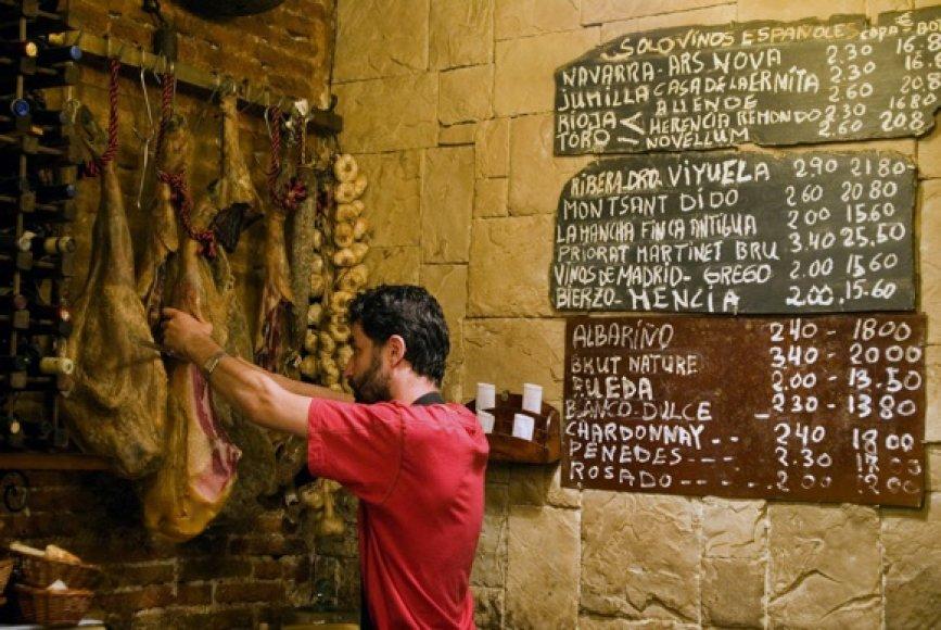 Gastronomijos festivalis Madride