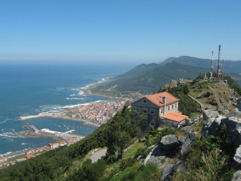 Galicijos pakrantė
