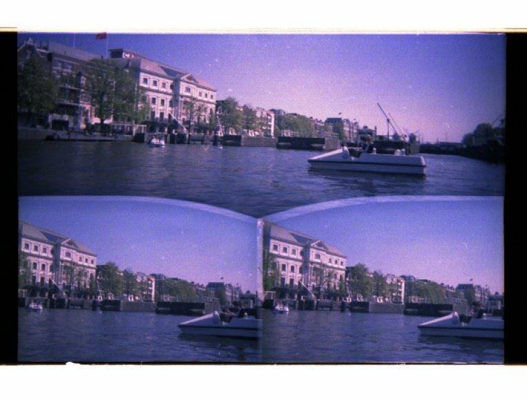 Amsterdamo kanalai