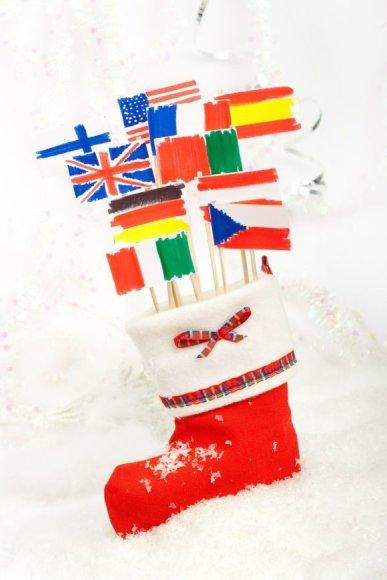 Kalėdų dovanos skirtingose šalyse