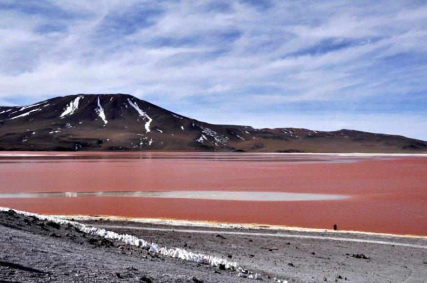 Raudonasis ežeras