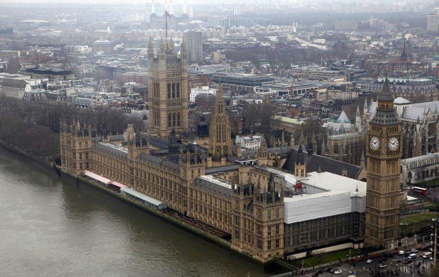 Britanijos parlamento rūmai