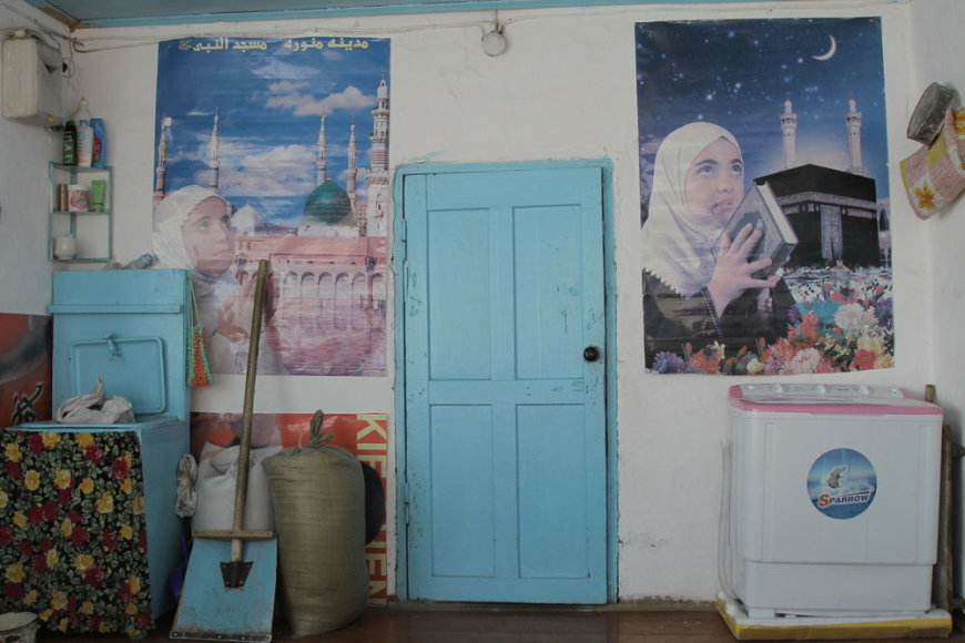 Kirgizai - musulmonai