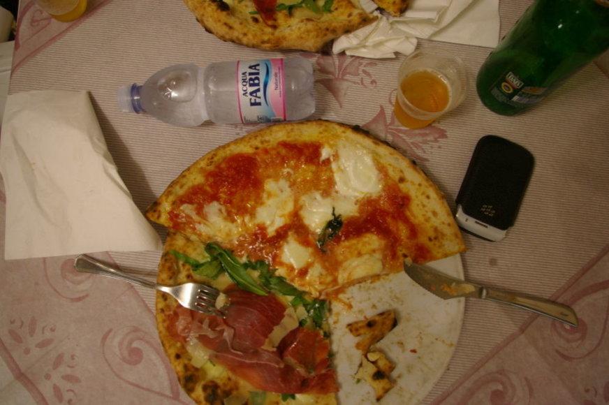 Garsioji Neapolio pica