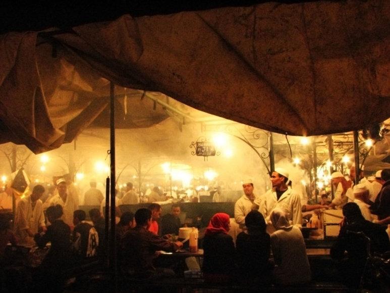 Naktis Maroke