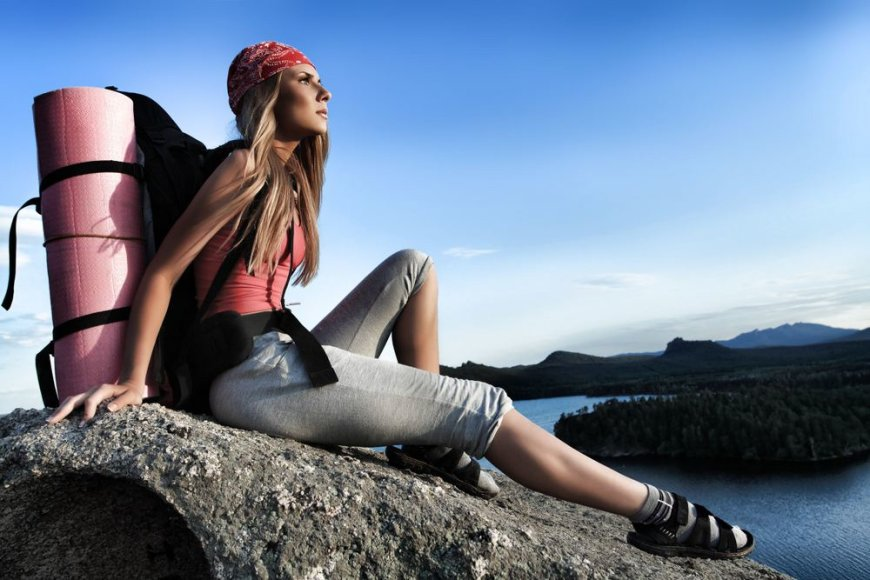 Ypač jauno amžiaus žmonės negali tverti be kelionių