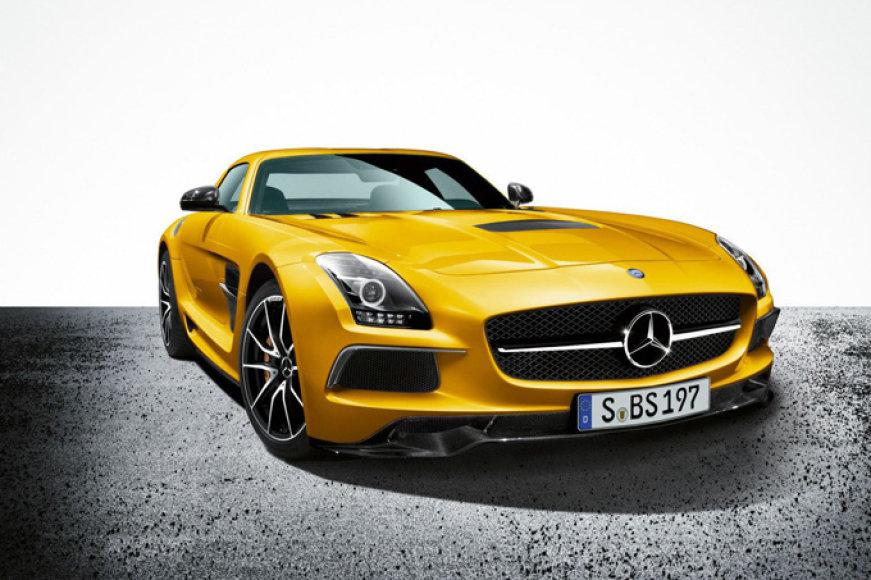 """""""Mercedes-Benz SLS AMG Black Series"""""""