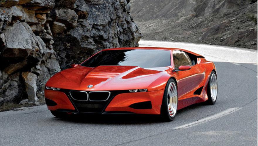 """BMW M1 Hommage Concept"""