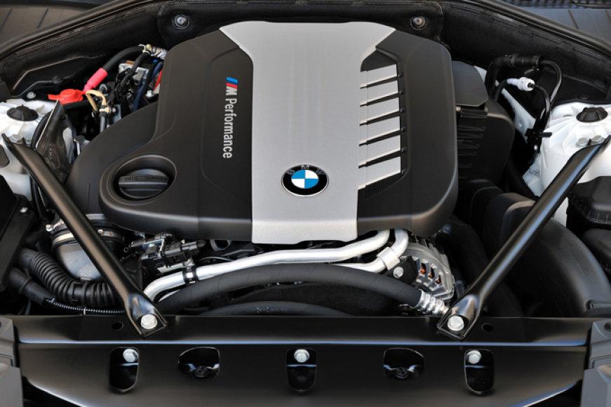 BMW N57S variklis