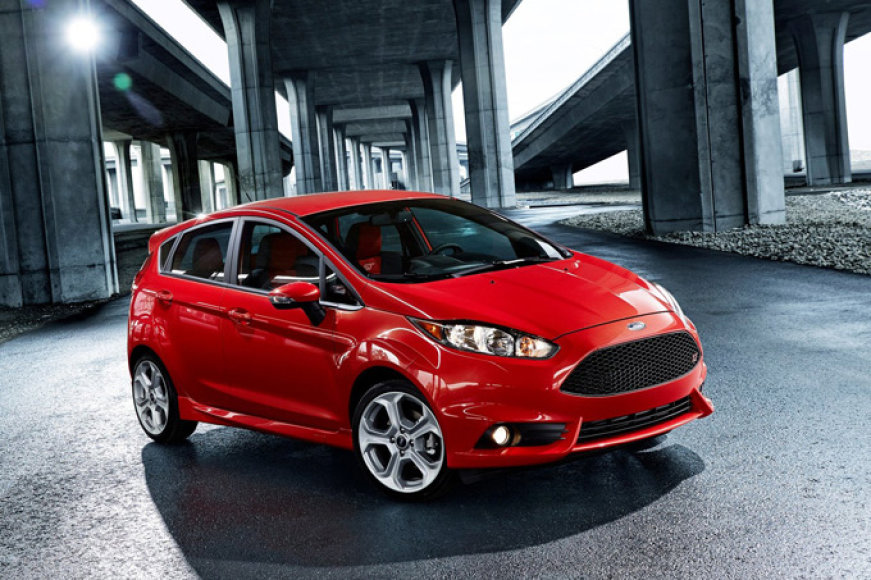 """""""Ford Fiesta ST"""""""