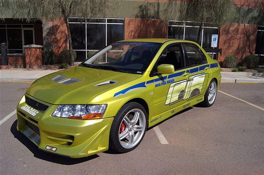 """Mitsubishi Lancer Evolution"""