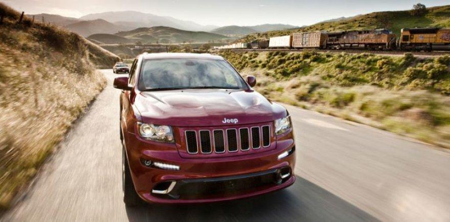 """Hennessey"" patobulintas ""Jeep Grand Cherokee SRT8"""