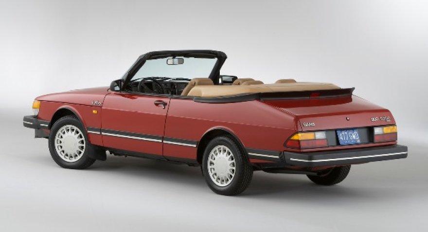 """""""Saab 900 Turbo Cabrio"""""""