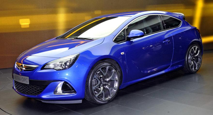 """Opel Astra OPC-4"""