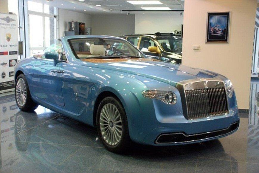 """""""Rolls Royce Hyperion"""""""