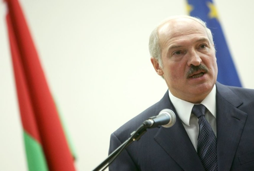 Aliaksandras Lukašenko