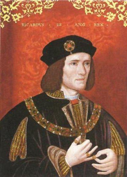 Anglijos karalius Ričardas III