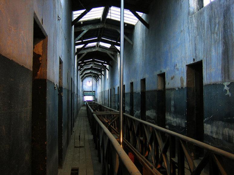 Argentinos kalėjimas.