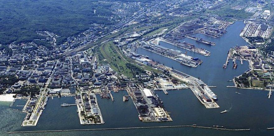 Gdynės uostas