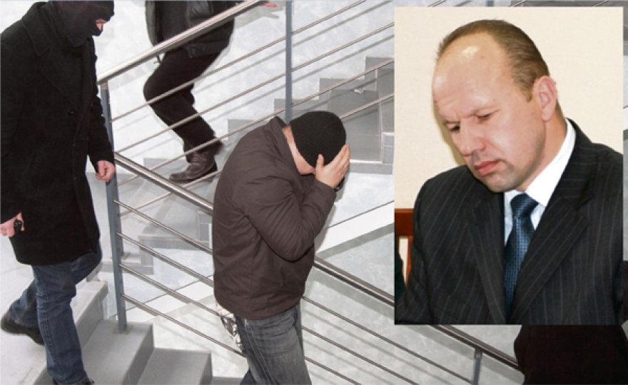 """Raseinių """"sajanus"""" žada sutramdyti iš Šiaulių į Raseinius persikėlęs R.Dereškevičius"""
