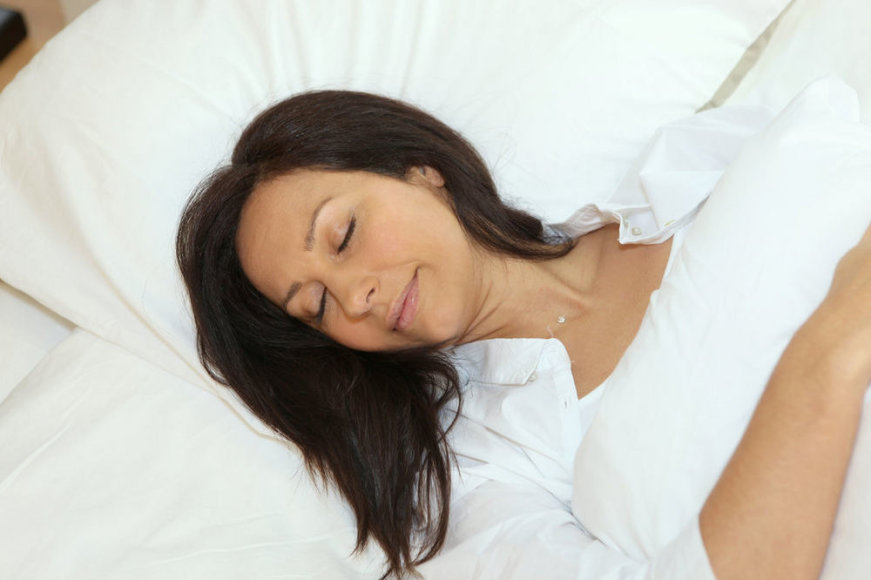 Сон избавляет от лишнего веса