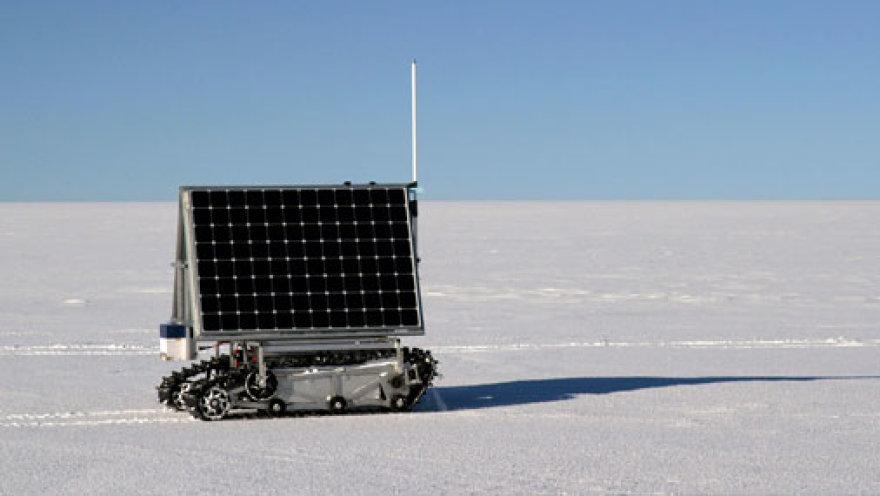 NASA испытало робота-полярника в Гренландии