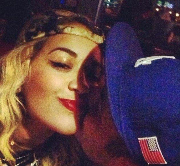 Rita Ora ir Robas Kardashianas